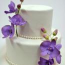 130x130 sq 1487107312983 bridal shower cakes nj   sugar moth orchid custom