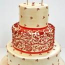 130x130 sq 1487108124496 wedding cakes new jersey   mehndi specialty cakes