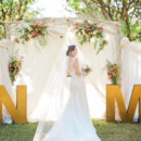 130x130 sq 1447047184145 farm wedding bride ceremony canopy drapes diana ma