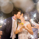 130x130 sq 1470202001768 wedding bride groom sparklers exit diana marie eve