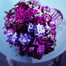 130x130 sq 1470202201325 wedding details purple bridal bouquet diana marie