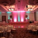 130x130 sq 1389225130263 san gabriel hilton wedding event lightibg backdrop