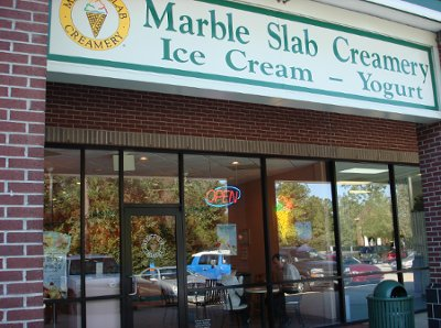 Marble Slab Creamery - Catering