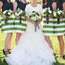 130x130 sq 1418246796480 green striped bridesmaids skirts 940x626