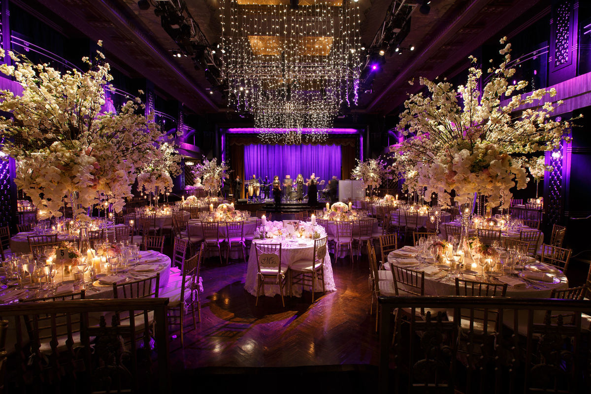 Edison Ballroom Venue New York Ny Weddingwire