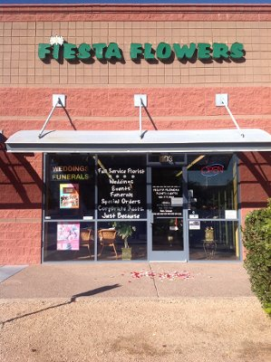 Fiesta Flowers, Plants & Gifts