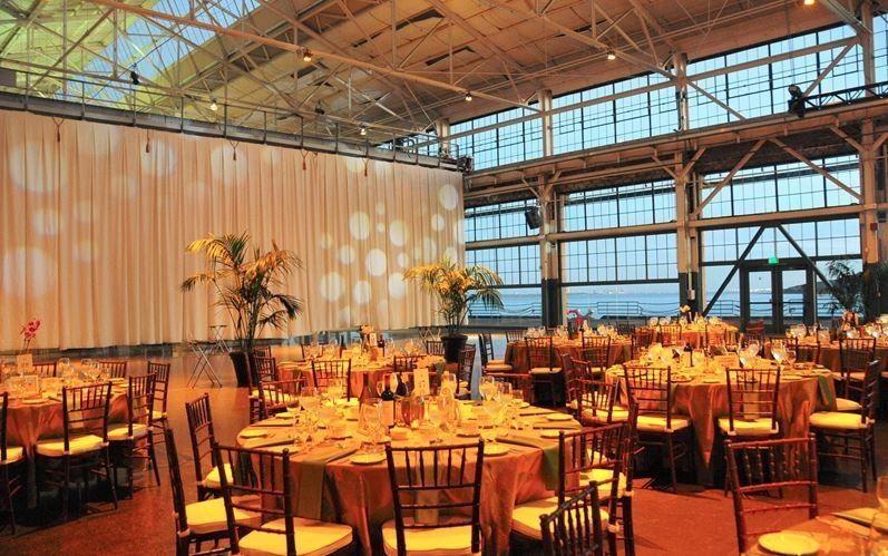 craneway pavilion - venue - richmond  ca