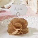 130x130 sq 1430499881185 burlap rose card holder l