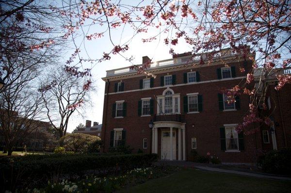 harvard faculty club  u0026 loeb house at harvard university