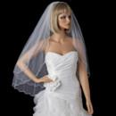 130x130 sq 1392305859679 bridal wedding double layer elbow length veil 1504