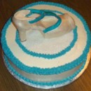 130x130 sq 1371788789259 tp shoe cake