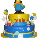 130x130 sq 1468942020461 minion cake
