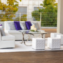 130x130 sq 1444411416014 white leather contempo sofa and cubes