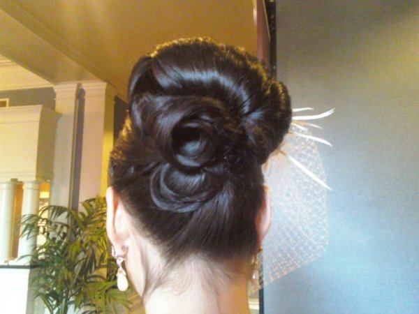 photo 5 of Artworx Bridal Hair Design