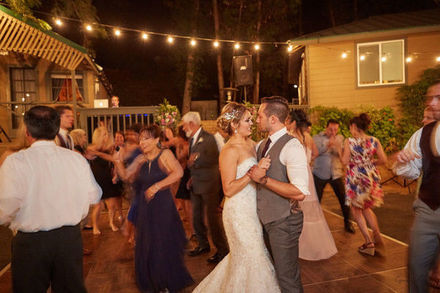 Aaron Entertainment Wedding DJs