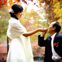 220x220 sq 1496896587865 sayen garden wedding photos img8946