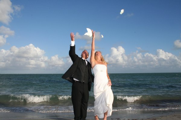 photo 1 of Beach Weddings Of Daytona