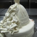 130x130 sq 1276642662671 bridalshowercake