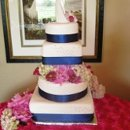 130x130 sq 1277233212856 whiteblueweddingcake