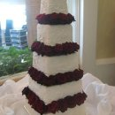 130x130 sq 1306601136614 5tiersideviewweddingcake