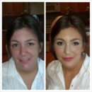 130x130_sq_1373174941170-before-after-wedding-makeup-photo-2