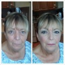 130x130 sq 1373174998867 before after wedding makeup photo 3