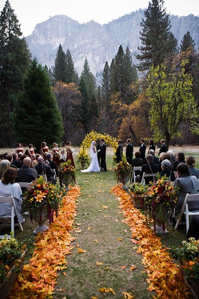 Yosemite National Park Yosemite Ca Wedding Venue