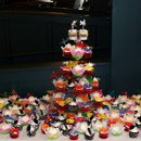 130x130 sq 1313294645069 tropicalhibiscuscupcakeweddingfulltable