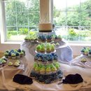 130x130 sq 1345315174278 limegreennavycupcakewedding1