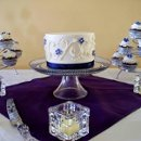 130x130 sq 1348455097788 purplefloralcupcakeweddingsept2012