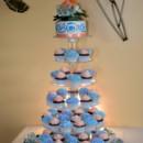 130x130 sq 1372795187834 peach and royal blue stencil cupcake wedding june 2013