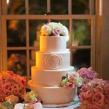 220x220 sq 1484079984 2f822274578536d6 monogram fresh floral cake quonquont farm
