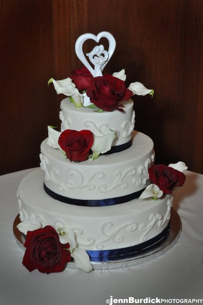 burgundy and navy wedding cake royal icings westfield ma wedding cake 12230