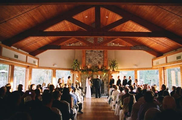 Lewis River Golf Course Wedding Ceremony Amp Reception Venue Wedding Rehearsal Dinner Location