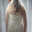 130x130 sq 1416335105776 silk tulle veil back