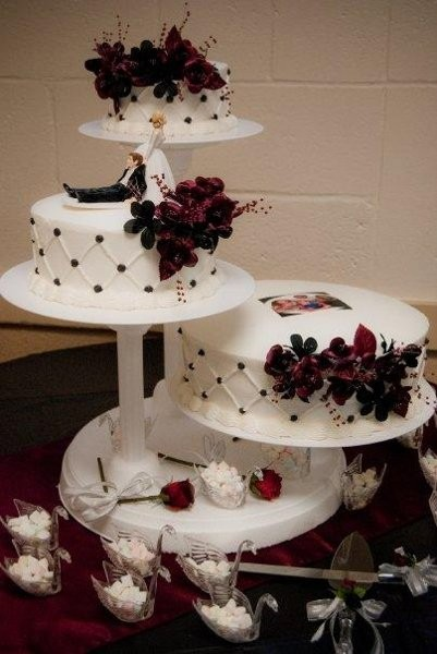 Sweet Stop Bakery Wedding Cake Ocala Fl Weddingwire