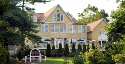 Sugar House Weddings & Events at Elk Forge Inn