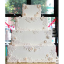 130x130 sq 1404405241535 floral lace wedding cake main