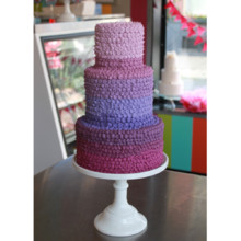 220x220 sq 1404405401405 lavender fields cake main