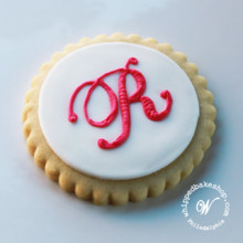 220x220 sq 1404406050847 monogram cookie 2 wmkd