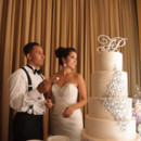 130x130 sq 1476370451204 w9195 bejewelled wedding cake toronto