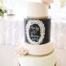 130x130 sq 1476370666017 w9235 chaulkboard wedding cake toronto1