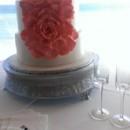 130x130 sq 1490559374736 open rose pink cake