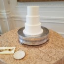 130x130 sq 1490721984242 plain wedding cake