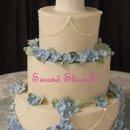 130x130 sq 1313127010941 hydrangeasweddingcake