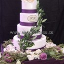 130x130 sq 1455744243104 purple olive wedding cakes cupcakes bakery custom