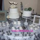 130x130 sq 1455744630984 suculents wedding wedding cake cupcakes edmonton b