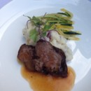 130x130 sq 1405540644995 composed plate of beef tenderloin and yukon mashed