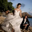 130x130 sq 1463694701855 halekulani hotel beach wedding photo