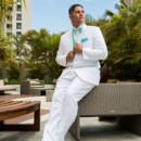 130x130 sq 1463774216582 groom white aqua tuxedo